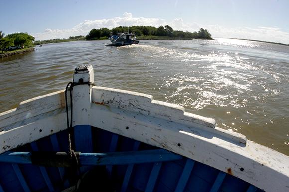 Delta do Rio Paraíba do Sul (Atafona)