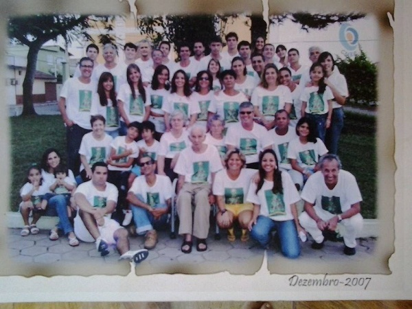 A família sanjoanense
