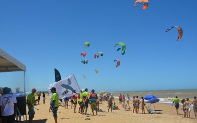 SJB Kite fest neste sábado em Chapéu de Sol