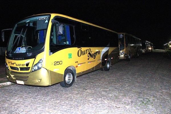 Transporte estudantil de SJB terá início segunda-feira – Confira itinerário