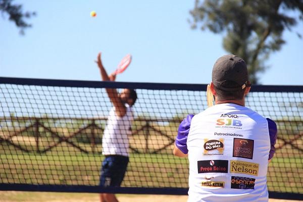 Torneio de Verão de Beach Tennis em Grussaí
