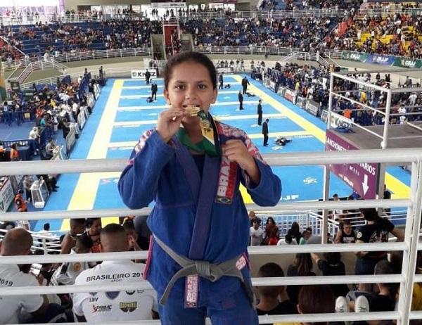 Sanjoanense vence Brasileiro de Jiu-jitsu