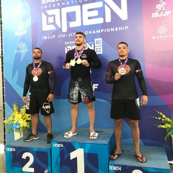 Sanjoanenses com bons resultados no Jiu-Jitsu no último final de semana