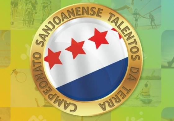 Terceira etapa do Campeonato Sanjoanense Talentos da Terra neste final de semana