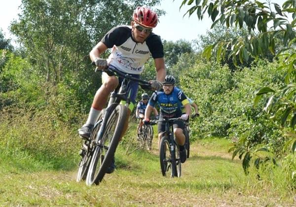 Campeonato de Mountain Bike neste domingo em SJB