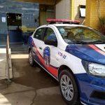 Homem preso pelo Proeis após invadir casa e furtar materiais em SJB