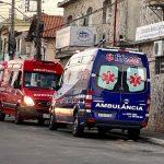 Três feridos em acidentes distintos em SJB
