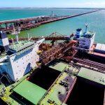 Porto do Açu movimentou 85 milhões de toneladas de minério de ferro