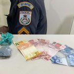 PM prende homem por tráfico de drogas em SJB