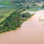 Nível do Paraíba do Sul mantém dentro da normalidade em SJB