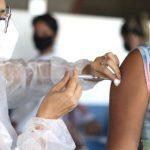 SJB já aplicou 1.307 doses da vacina contra a Covid-19