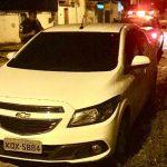 Carro roubado de família feita refém em SJB é encontrado em Guarus