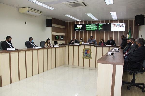 Projetos de lei e resolução em pauta na Câmara de SJB