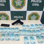Polícia Civil prende um dos maiores sequestradores do Rio
