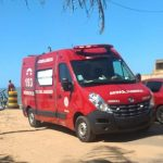 Homem sofre afogamento na praia de Atafona