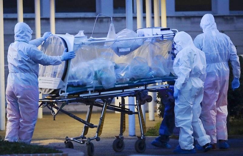 Itália registra 4.717 novos casos de Covid-19 em 24h