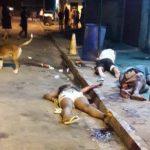 Ataque a tiros deixa cinco mortos no estado do Rio de Janeiro