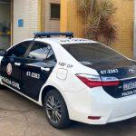 Polícia Civil cumpre mandado de prisão no Centro de SJB