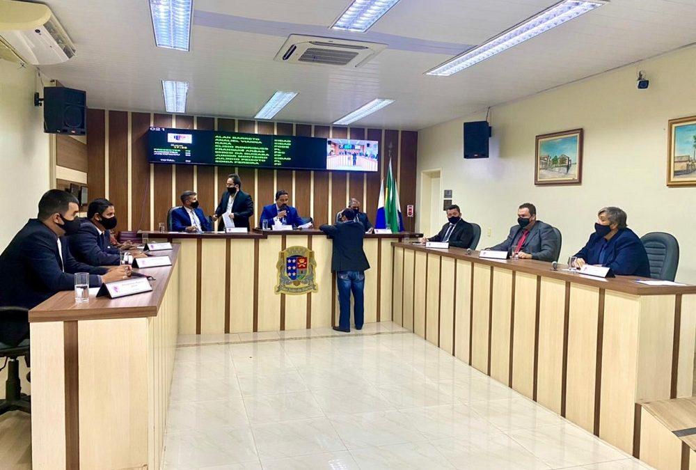 Câmara recebe propostas de emendas ao projeto da LDO até sexta (9)