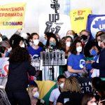 """Oposição apresenta à Câmara """"superpedido"""" de impeachment de Bolsonaro"""