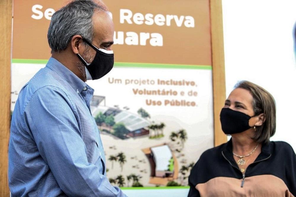 Porto do Açu dá inicio à implantação da sede da RPPN Caruara