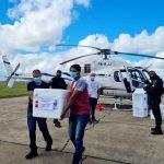 Campos recebe mais 8.008 doses de vacinas contra Covid-19