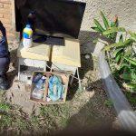 Homem preso após invadir residência em SJB