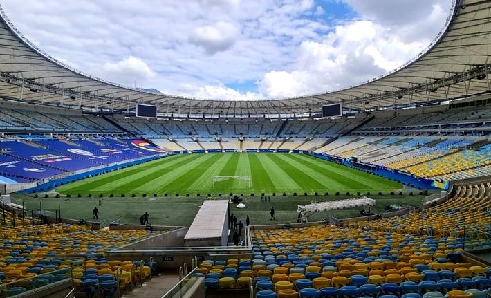 Prefeitura do Rio libera público na final da Copa América, no Maracanã