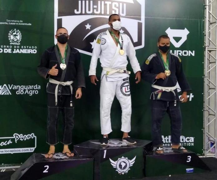 Sanjoanenses com boas colocações no Brasil Open de Jiu-Jitsu