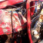Acidente na BR 101 deixa dois mortos e criança ferida em Campos
