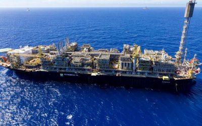 Petrobras: campos da cessão onerosa têm produção recorde em julho