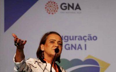 """""""Hoje vão sair de São João da Barra 7% da energia do país"""", diz Carla Machado"""
