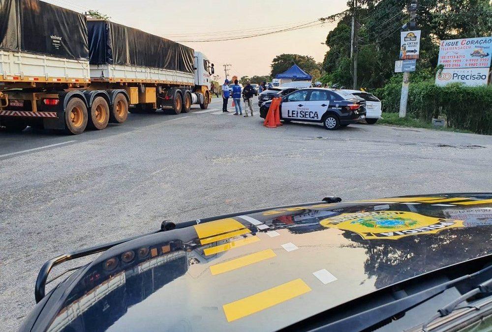 Lei Seca: PRF expediu 24 autuações de alcoolemia por recusa em Campos