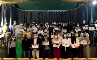 Profissionais da saúde recebem homenagem em SJB