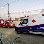Acidente deixa dois feridos no Centro de SJB