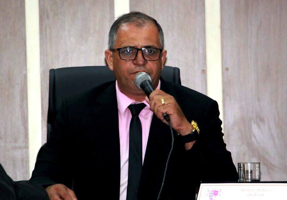 Vereador Julinho requer água potável para o 5º Distrito