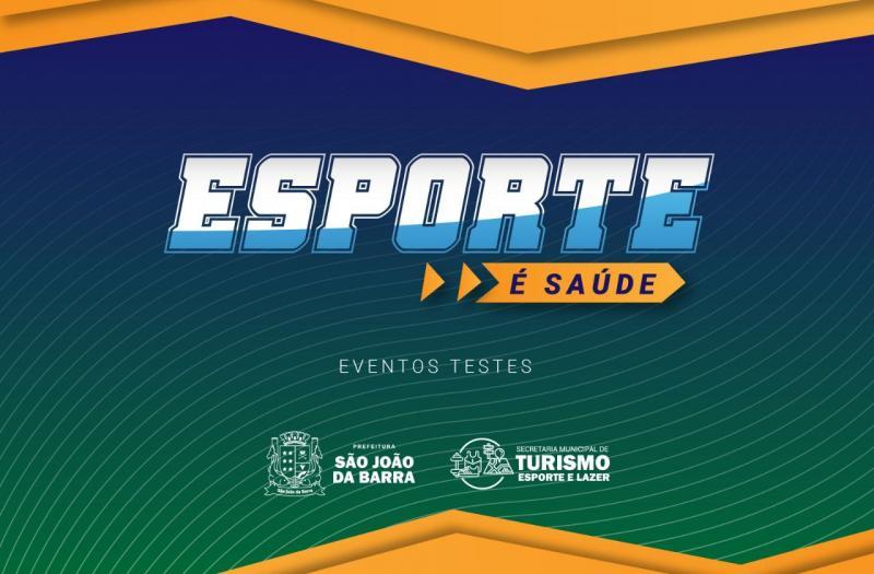 SJB promove eventos-teste de esporte