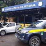 Adolescente apreendido com carro roubado na BR 101 em Campos