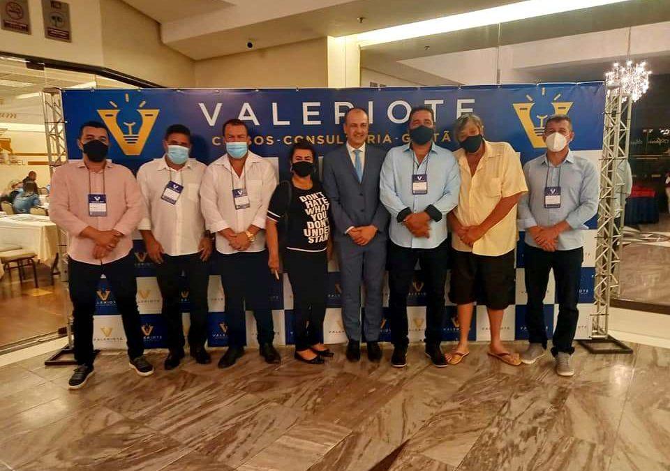 Vereadores de São João da Barra cumprem agenda em Brasília
