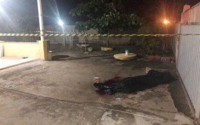 Pedreiro assassinado com golpes de enxada em SFI