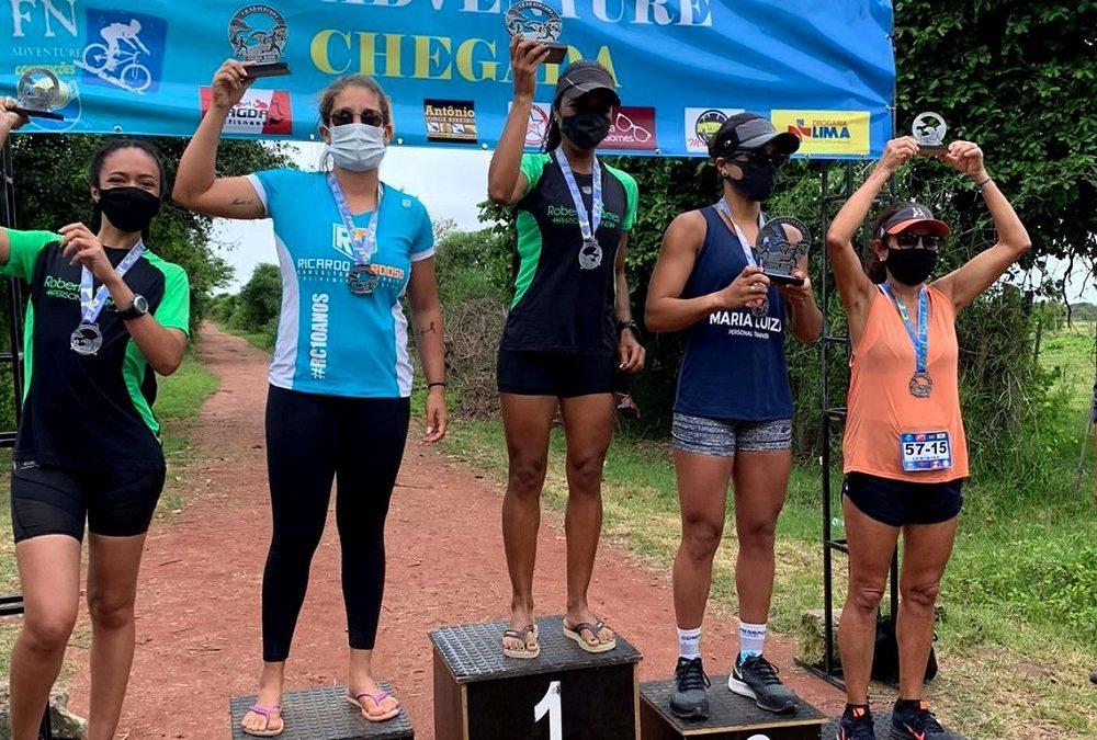 Atleta de Grussaí conquista segunda colocação no 1° Desafio Trail Run