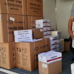 Campos recebe mais 8.788 doses das vacinas contra a Covid-19