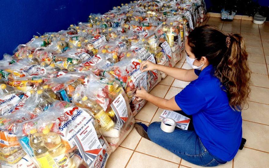 SJB entrega cestas básicas a partir do dia 19 – Confira locais